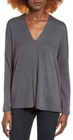 Lush Women's V-Neck Sweater