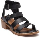 EuroSoft Briar Low Heel Strappy Sandal