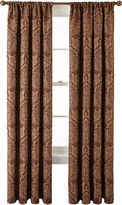 Royal Velvet Vance Rod-Pocket Lined Curtain Panel