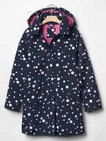 Gap Dotty hoodie mac jacket