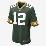 Nike NFL Green Bay Packers Game Jersey (Aaron Rodgers) Kids' Football Jersey