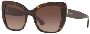 Dolce & Gabbana Sunglasses, DG4348 54