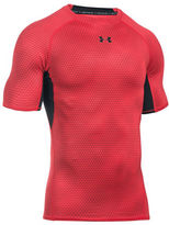 Under Armour UA HeatGear Armour Printed Compression Tee