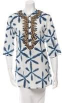 Figue Embellished Jasmine Tunic w/ Tags