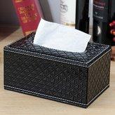 L&QQ home L&QQ Living room cortical tissue box European creative home home simple napkins car pumping tray
