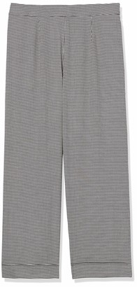 Forever 21 Women's Plus Size Houndstooth Wide Leg Pants