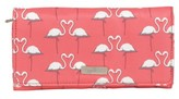 Ju-Ju-Be Infant Be Rich - Coastal Collection Trifold Clutch Wallet - Pink