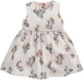 Mamas and Papas Baby Girls Flower Printed Dress