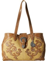 American West Shady Cove Shopper Tote Tote Handbags