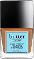 Butter London butter LONDON Sheer Wisdom Nail Tinted Moisturiser 11ml - Tan
