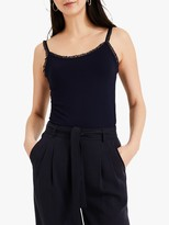 Phase Eight Sequin Trim Camisole Top