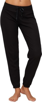 PJ Harlow Dena Ribbed Modal Lounge Pants
