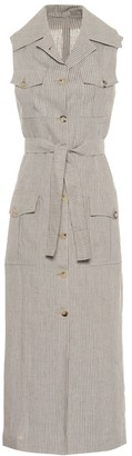 Giuliva Heritage Collection The Mary Angel linen dress