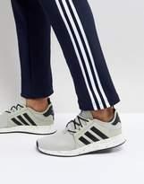 Adidas Originals X_plr Trainers In Beige By9255