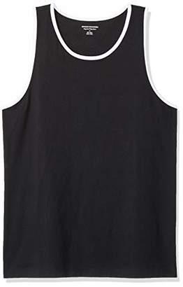 Amazon Essentials Regular-fit Solid Tank Top T-Shirt,(EU L)