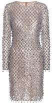 Michael Kors Sequin-embellished dress