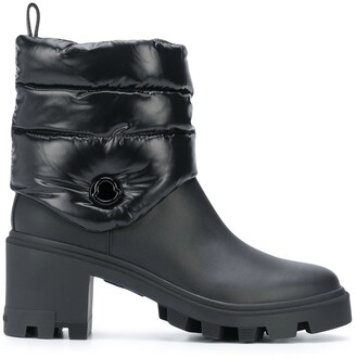 Moncler Camille ankle boots