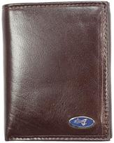 Unico Corp. Yacht Men's Brown Leather Tri-fold Wallet