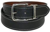 Tommy Hilfiger Men's Contrast-Stitching Jean Belt