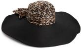 San Diego Hat Company San Diego Hat Women's Floppy Hat with Scarf