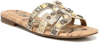 Bay 8 Embellished Slide Sandal