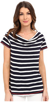 Hatley Cowel Neck Top