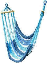 WholeStory Hammocks Swinging Hammock Lounger, Blue/Multi