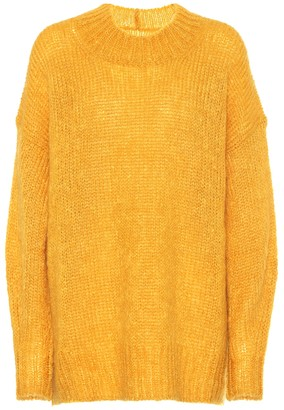 Isabel Marant Idol mohair-blend sweater
