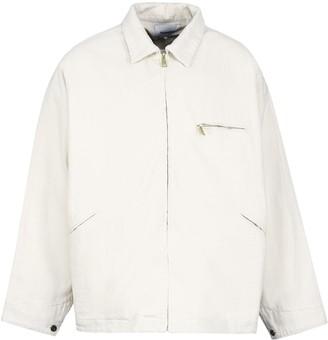 Nanushka Phoenix Padded Denim Jacket