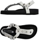 Cult Toe strap sandals