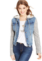 American Rag Terry Denim Jacket, Created for Macy's