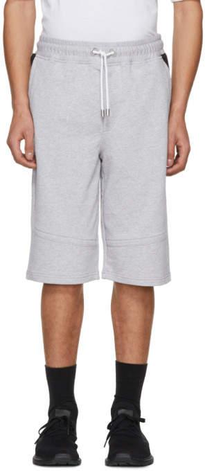 Versus Grey Logo Band Shorts