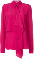 Stella McCartney scarf blouse