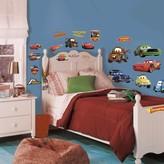 Roommates Disney / Pixar Cars Piston Cup Champs Peel & Stick Wall Decals