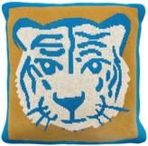 MIMI'LOU 25x25cm Tiger Cushion