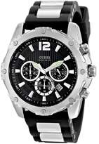 GUESS GUESS? Men's U0167G1 Analog Display Quartz Watch