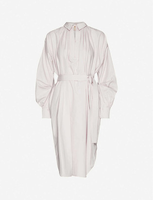 Roksanda Simina gathered cotton midi dress