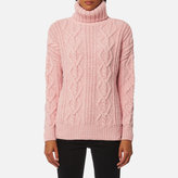Superdry Women's Esmay Cable Knitted Jumper