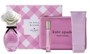 Kate Spade In Full Bloom 4-Piece Fragrance Gift Set