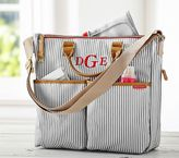 Pottery Barn Kids French Stripe Skip Hop Duo Diaper Bag