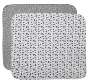 Cuddles & Cribs Cuddle & Cribs Flannel Receiving Blanket, pack of 2 Bedding