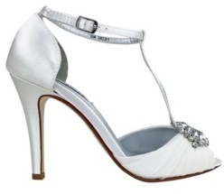 Dyeables Everly Peep toe Sandal Women's Shoes