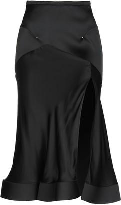 Esteban Cortazar 3/4 length skirts