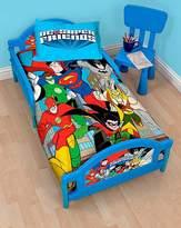 Fashion World DC Superfriends Buddies Toddler Bed