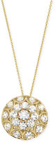 Wrapped in LoveTM Diamond Pendant Necklace (1/2 ct. t.w.) in 14k Gold