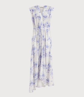 AllSaints Tate Tajpur Dress