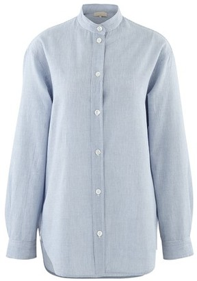 Vanessa Bruno Striped cotton Lidiane blouse