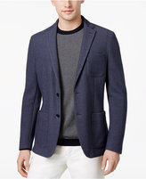 Michael Kors Men's Textured Knit Blazer, Only at Macy's