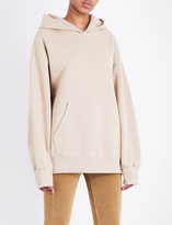 Yeezy Boxy-fit cotton hoody