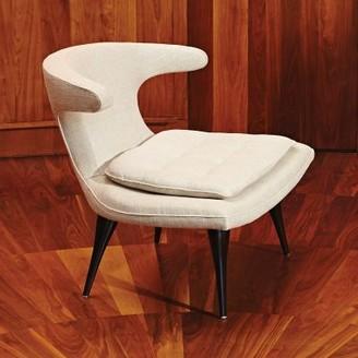 Global Views Anvil Lounge Chair